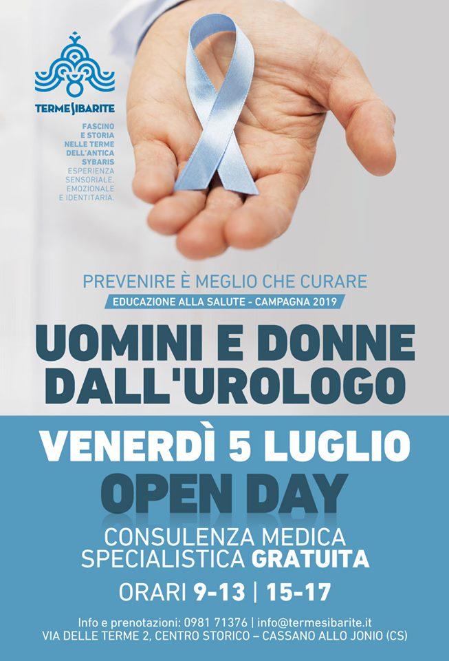 Uomini e Donne dall'urologo - Open Day