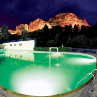 Piscina Hotel Terme Sibarite